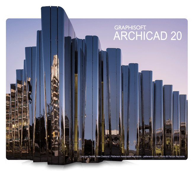 ARCHICAD 20 Download Today!