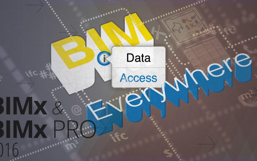 WEBINAR – BIM Data Access Anywhere with BIMx