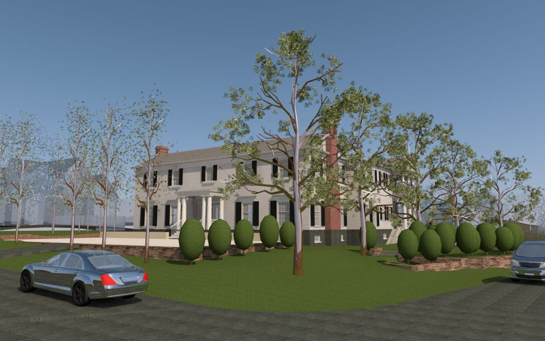 ARCHICAD Supports Efficient Renovation for J Wilson Fuqua & Associates Architects