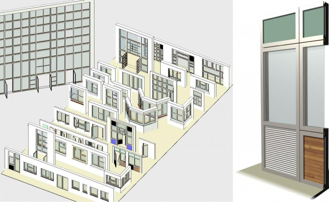 Modular Joinery Object + BIM Components.com + ArchiPLUS