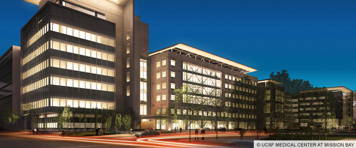 ArchiCAD Provides Integration Foundation for UCSF Medical Center