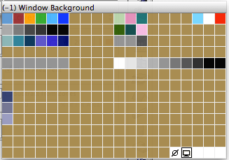 Automatic Pen Color Visibility Adjustment for Model Views