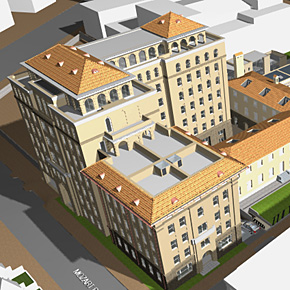 Italian Embassy Project – Il Palazzo