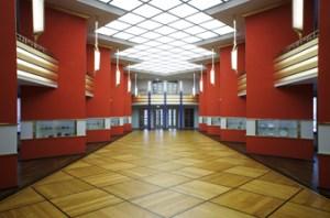 Pfeilerhalle GRASSI Museum für Angewandte Kunst Leipzig