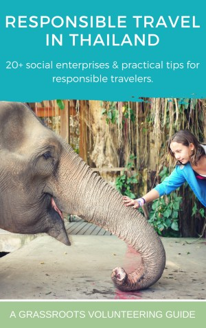 Responsible Travel Guide to Thailand: 20+ Social Enterprises for Travelers