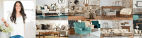 Magnolia Home Preview: Upholstered Living Room Collection ...