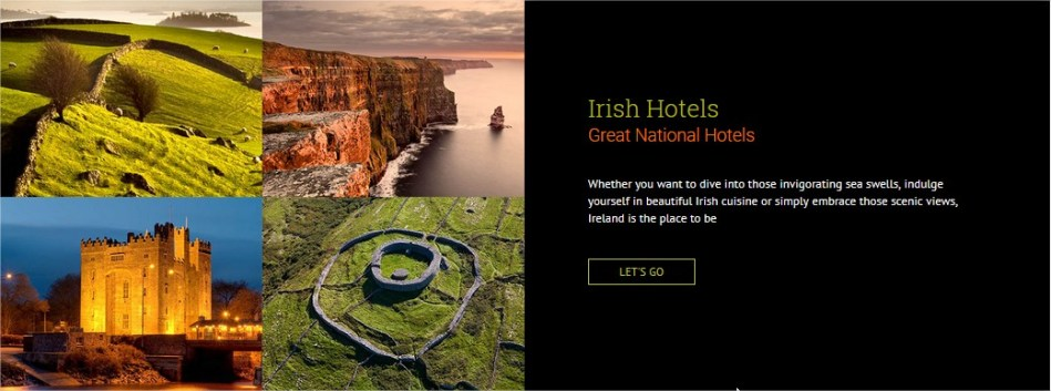 Ireland & UK Hotels Find Your Escape Great National Hotels - Mozilla Firefox