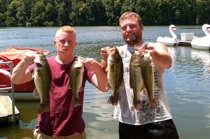 James Whitaker & Brian McLucas