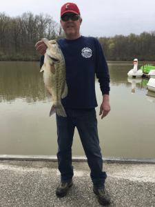 April 13 Largest Bass