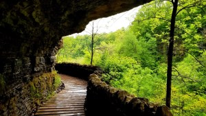 Clifty Falls State Park Pathway