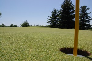 Shawnee Lookout Golf Course - First Hole