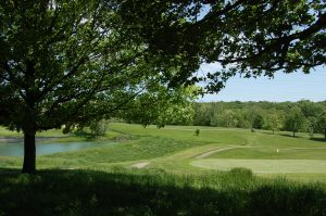 Hillside View at Shawnee Lookout Golf Course