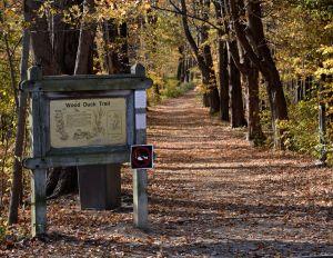 Wood Duck Trail trailhead