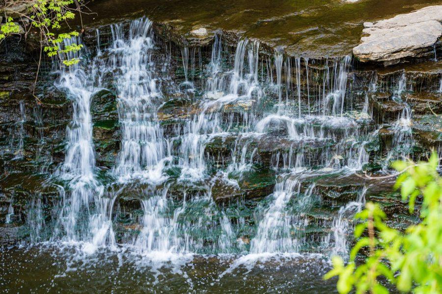 Waterfall at Sharon Woods