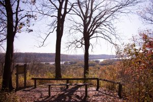 River Overlook at Miami Fort Trail