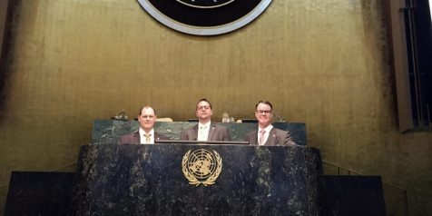 GPM at the United Nations