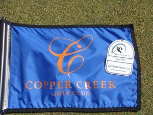 FlatJohnny at Copper Creek Golf Club