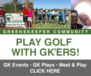 GK Plays - Golf great conditions at a great rate