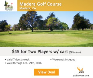Madera Golf Course Tee Times