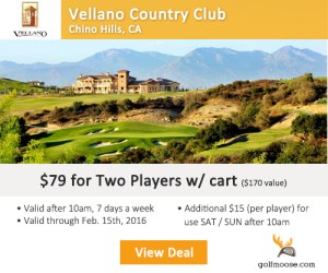 Vellano Country Club Golf Tee Times