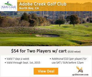 Adobe Creek Golf Club Tee Times