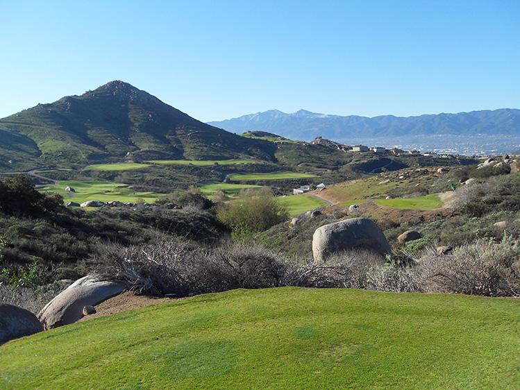 Hidden Valley Golf Club Norco California