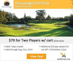 DeLaveaga Golf Club Tee Times