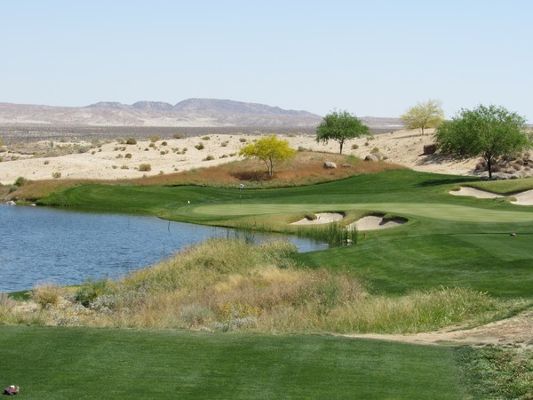 Rams Hill Golf Club Borrego Springs California
