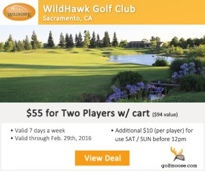 Golf Moose - WildHawk Golf Club Tee Times