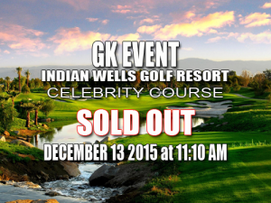 Indian Wells Golf Resort Tee Times