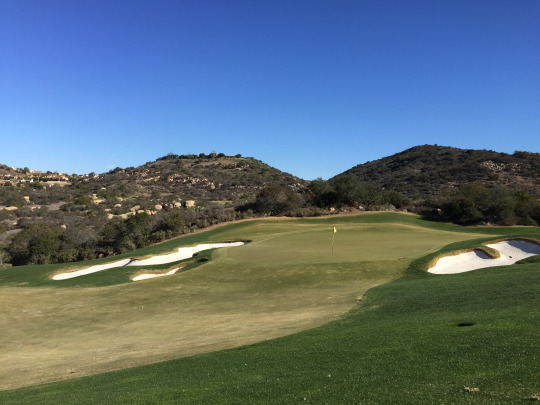 Golf Course Review Shady Canyon Golf Club