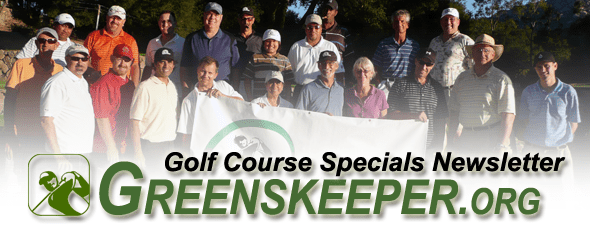 GK Tee Time Specials Newsletter