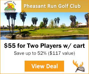 Golf Moose Pheasant Run Golf Club Tee Time Special