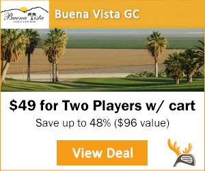 Golf Moose Buena Vista Golf Club Tee Time Special