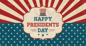 Happy President's Day 2016
