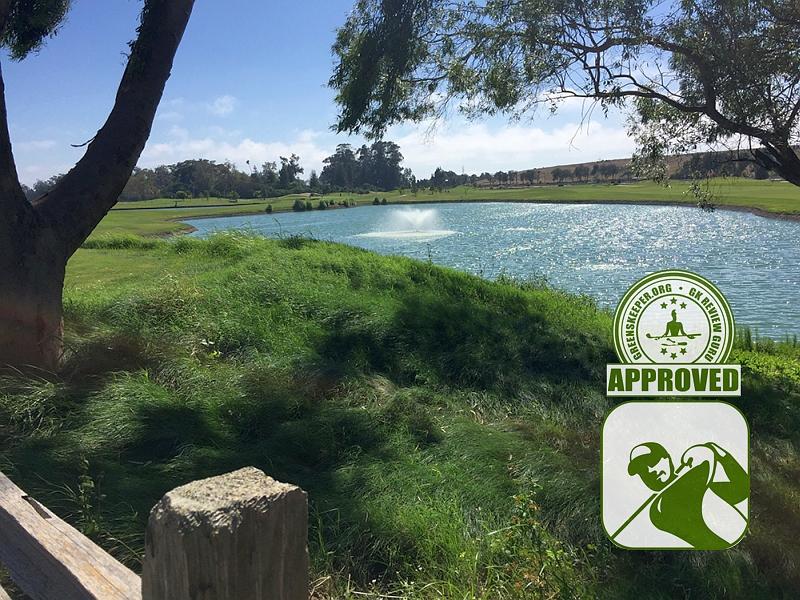 River Ridge Golf Club - breathtaking tee