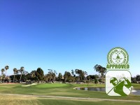 River Ridge Golf Club – Hole 18 approach