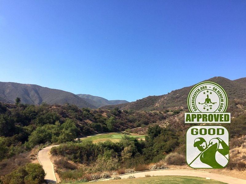 Eagle Glen Golf Club Corona CA