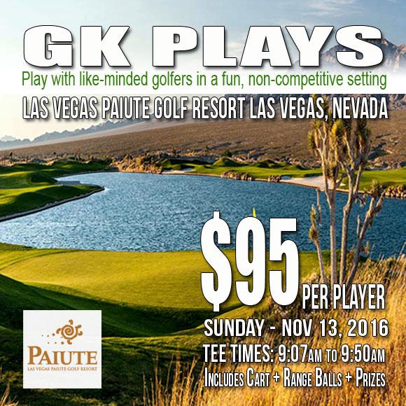 Las Vegas Paiute Golf Resort Tee Time Special Las Vegas, Nevada