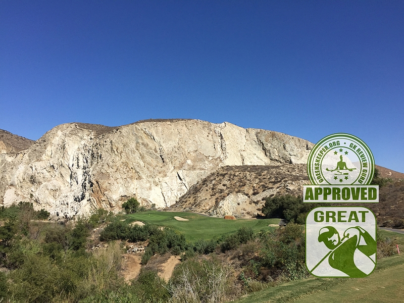 Oak Quarry Golf Club Hole 14 Riverside CA
