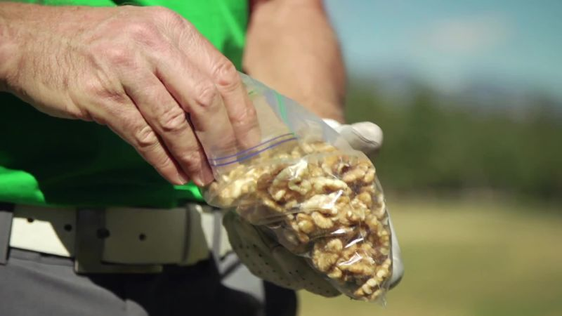 Golfing Healthy - Smarter Golf Course Snacks
