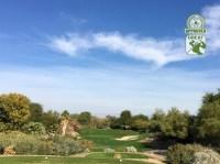 Desert Willow Golf Resort (FIRECLIFF) Palm Desert California. Hole 14