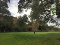 CrossCreek Golf Club Temecula, California. Hole 1 Green-side