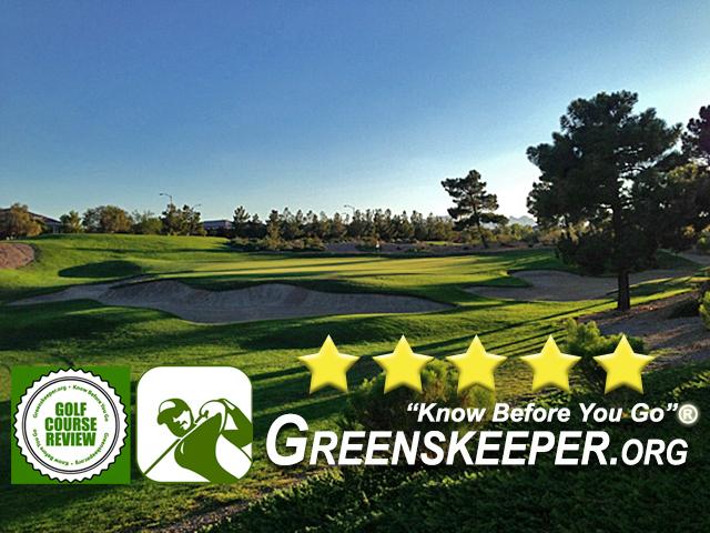 Angel Park Golf Club Mountain Course, Las Vegas, Nevada