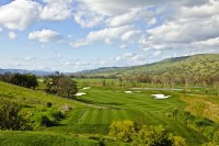 Yocha Dehe Golf Club Brooks California Hole 11