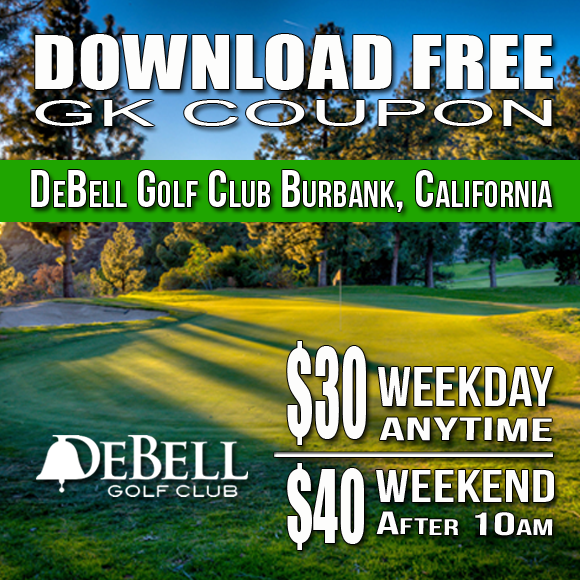 DeBell Golf Club GK Coupon