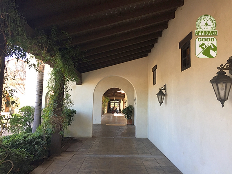 GK Review Gurus Visit Golf Club of California Fallbrook California Clubhouse here is welcoming