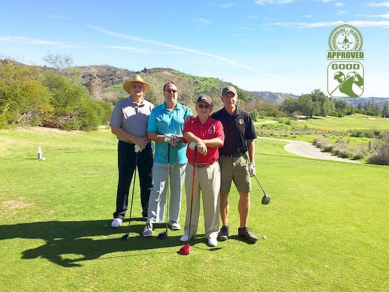 GK Review Gurus Visit Golf Club of California Fallbrook California