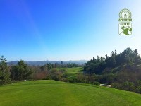 Golf Club of California Fallbrook California. Hole 13