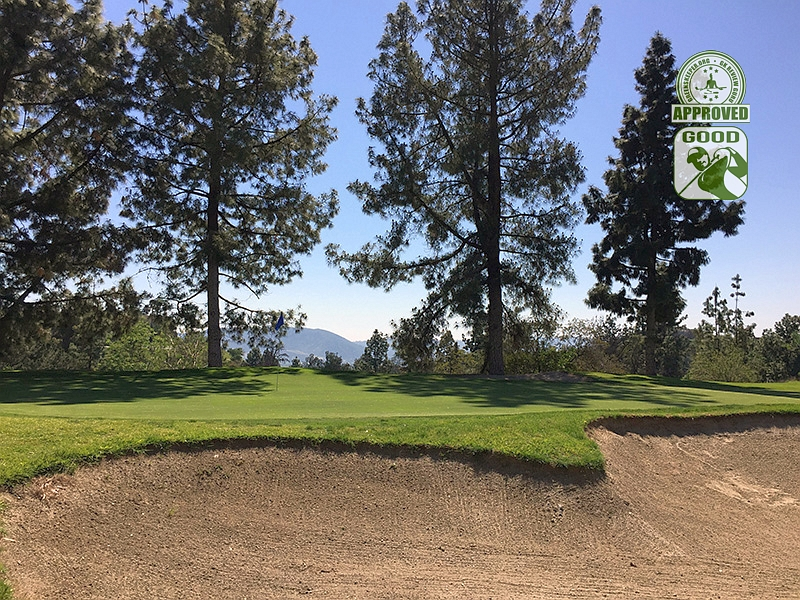 DeBell Golf Club Burbank California GK Review Guru Visit - Hole 13